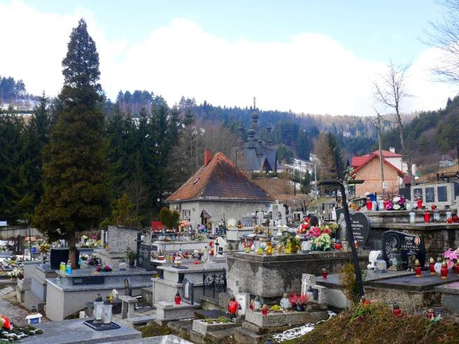 stary cmentarz krynica zdrój