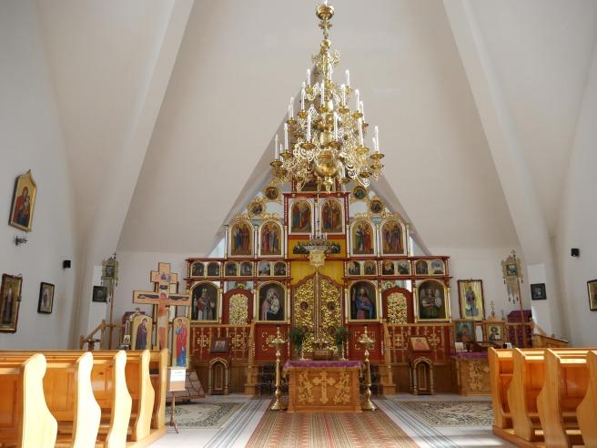 cerkiew krynica zdrój