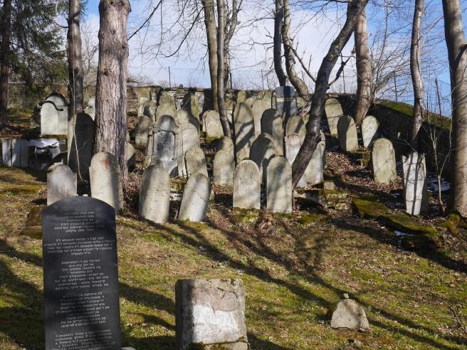cmentarz żydowski w krynicy zdroju