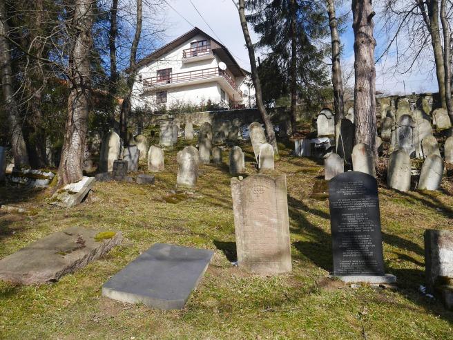 krynica zdrój cmentarz żydowski